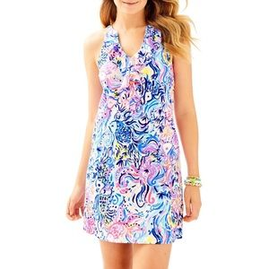 NWT Lilly Pulitzer Shay Dress Multi Sophisticated